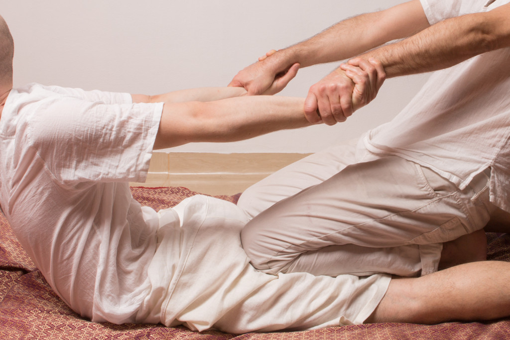 <strong>Massaggio Thailandese</strong>